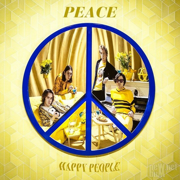Peace - Happy People (2015)