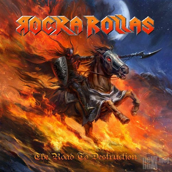 Rocka Rollas - The Road To Destruction (2014)