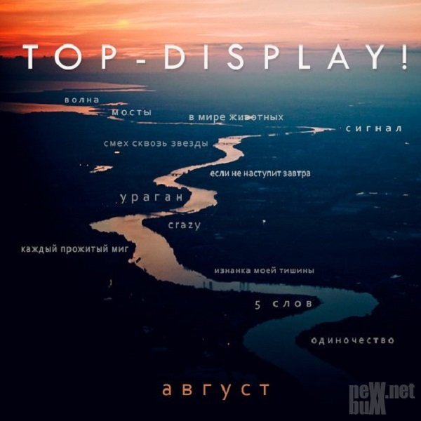 Top-Display! - Август (2014)