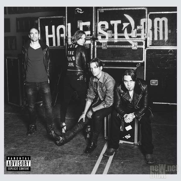 Halestorm - Into The Wild Life [Japanese Edition] (2015)