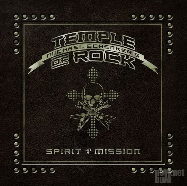Michael Schenker's Temple Of Rock - Spirit On A Mission [Japanese Edition] ...