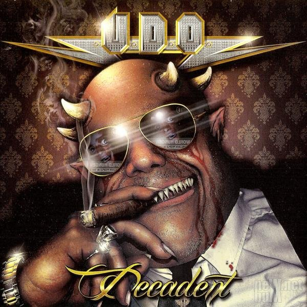 U.D.O. - Decadent [Limited Edition] (2015)