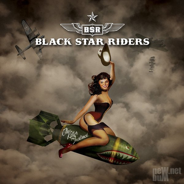 Black Star Riders - The Killer Instinct (2015)