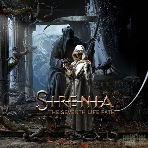 Sirenia - The Seventh Life Path (2015)