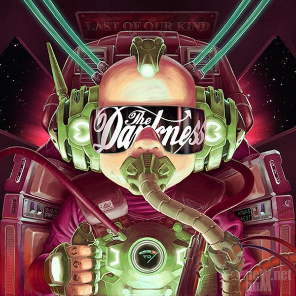 The Darkness - Last of Our Kind [Deluxe Edition] (2015)