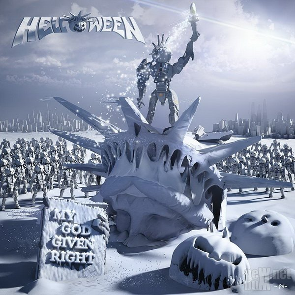 Helloween - My God Given Right [Deluxe Edition + Mailorder Edition] (2015)