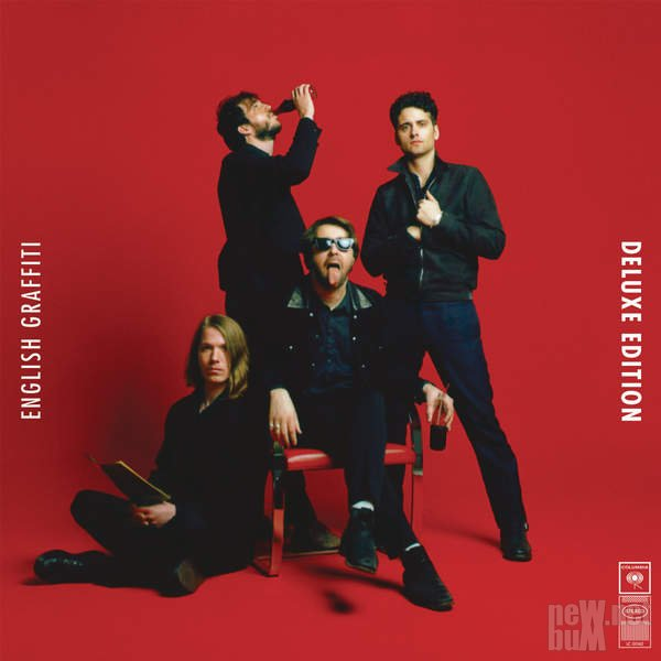 The Vaccines - English Graffiti [Deluxe Edition] (2015)