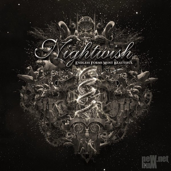 Nightwish - Endless Forms Most Beautiful [Earbook Edition] (2015)