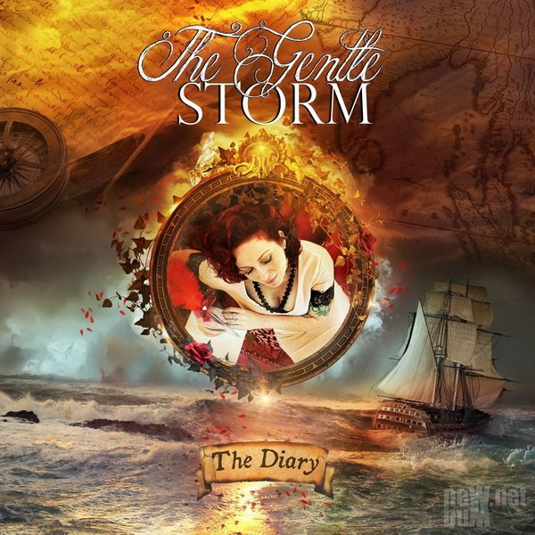 The Gentle Storm - The Diary [Limited Edition] (2015)
