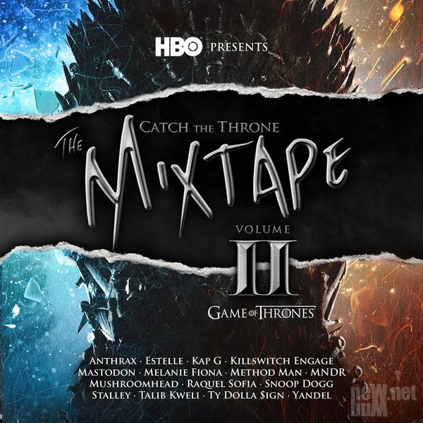 VA - Catch the Throne: The Mixtape 2 (2015)