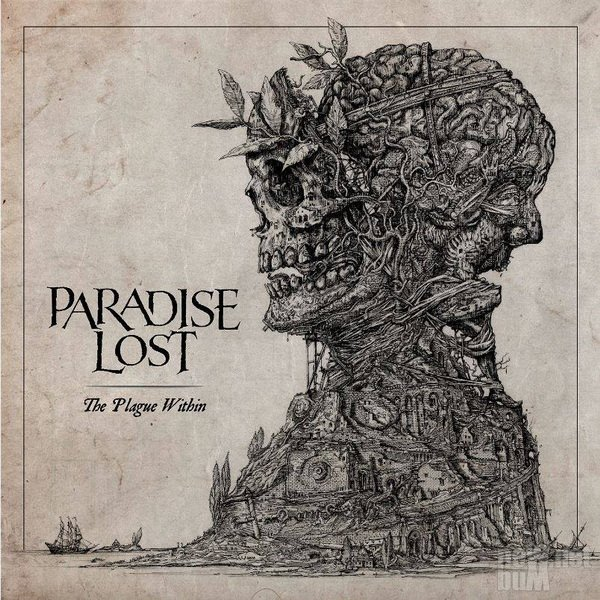 Paradise Lost - The Plague Within [Deluxe Edition] (2015)