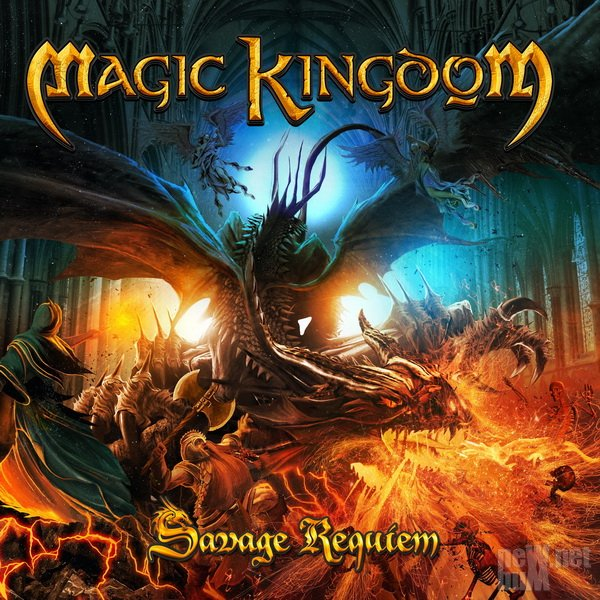 Magic Kingdom - Savage Requiem (2015)