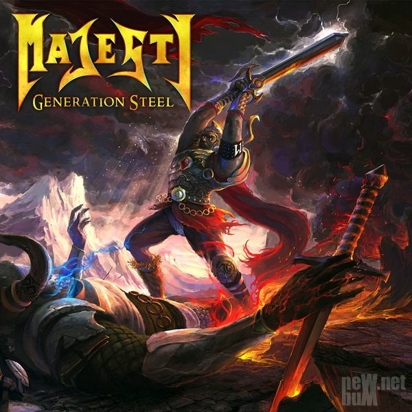 Majesty - Generation Steel [Limited Edition] (2015)