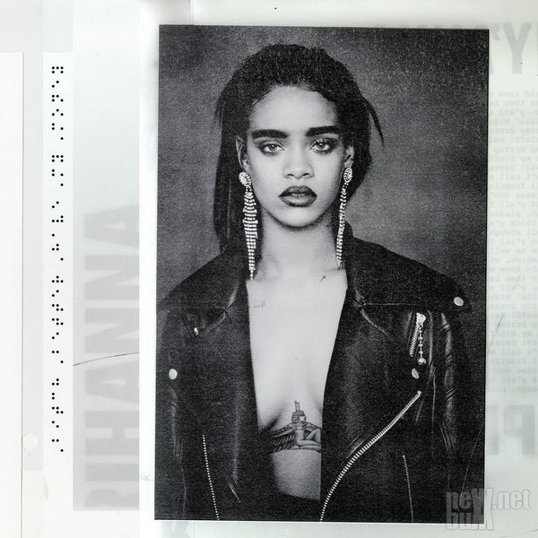 Rihanna - Bitch Better Have My Money [Single] (2015)