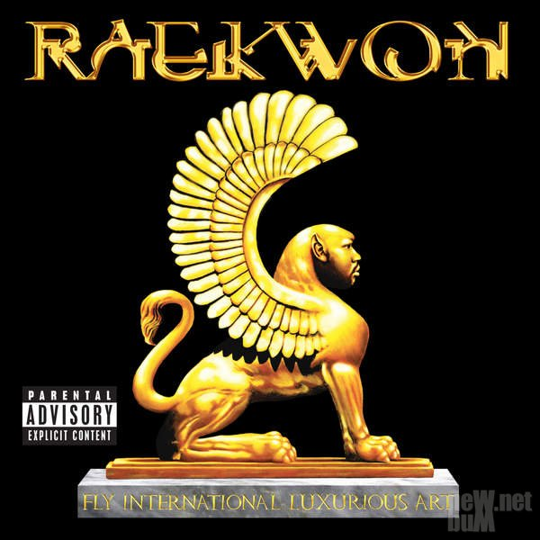 Raekwon - Fly International Luxurious Art (2015)