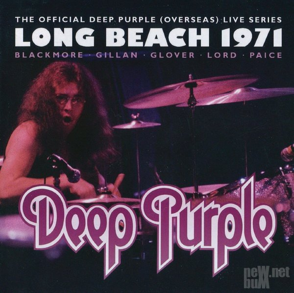 Deep Purple - Long Beach 1971 (2015)