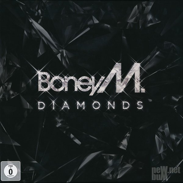 Boney M - Diamonds [40th Anniversary Edition] (2015)