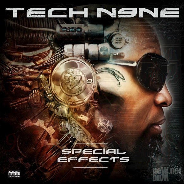 Tech N9ne - Special Effects [Deluxe Edition] (2015)