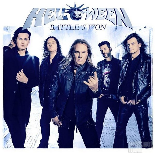 Helloween - Battle's Won [Single] (2015)