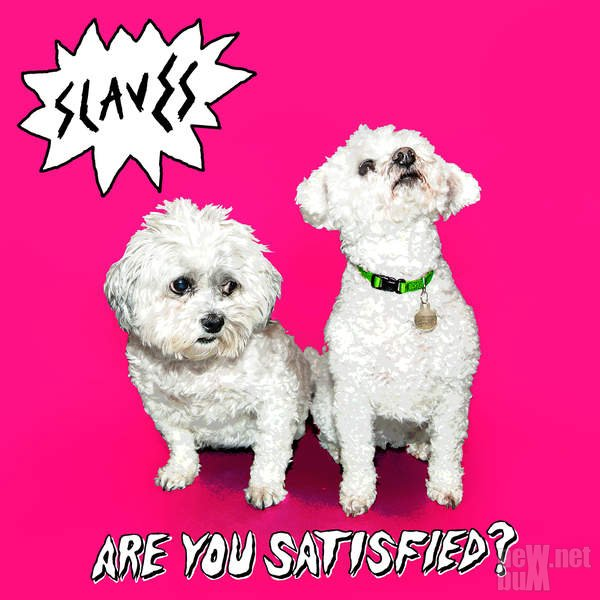 Slaves - Are You Satisfied? (2015)