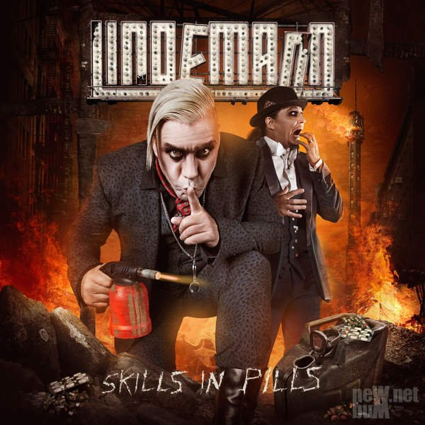 Lindemann - Skills In Pills [Limited Deluxe Edition] (2015)