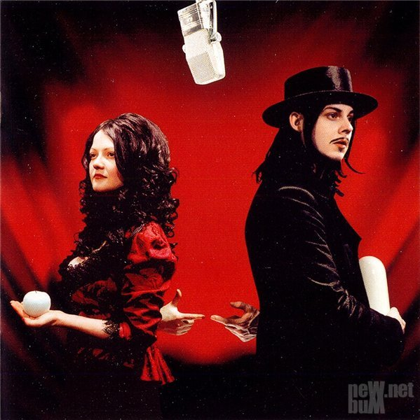 The White Stripes - Get Behind Me Satan [10 Anniversary] (2015)