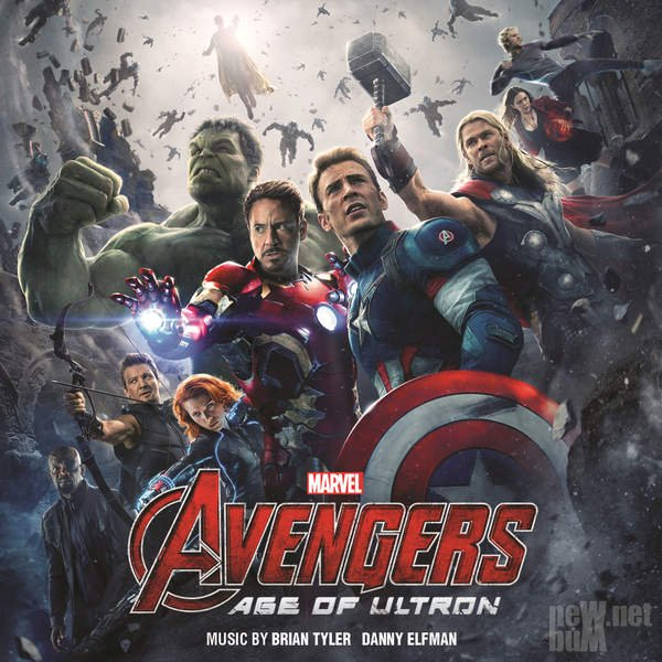 Brian Tyler & Danny Elfman - Avengers: Age of Ultron / ��������: ��� ������ ...
