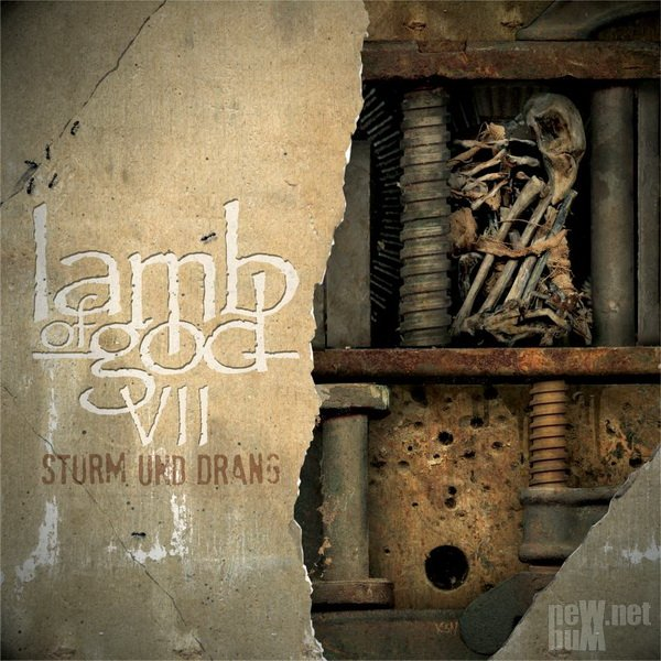 Lamb of God - VII: Sturm Und Drang [Deluxe Edition] (2015)