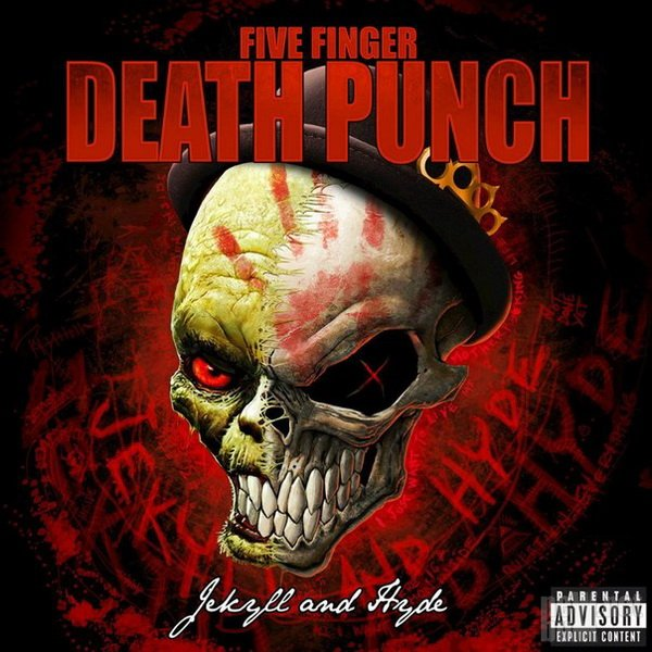 Five Finger Death Punch - Jekyll And Hyde [Single] (2015)