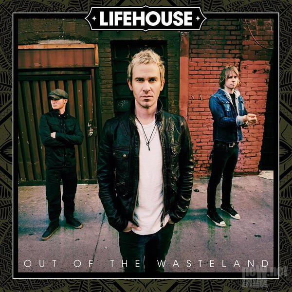 Lifehouse - Out of the Wasteland [Target Edition] (2015)