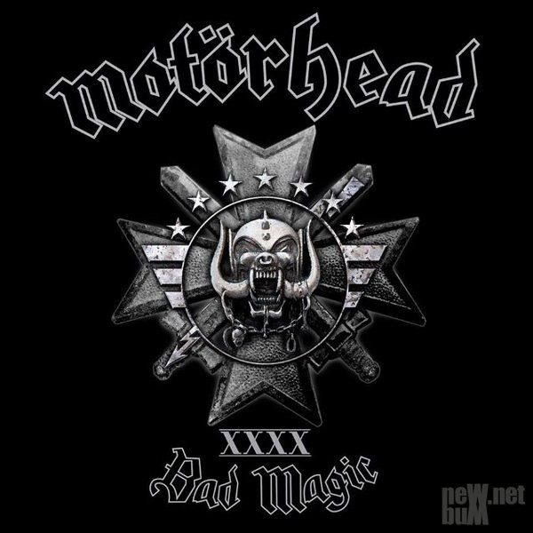 Motörhead - Bad Magic (2015)