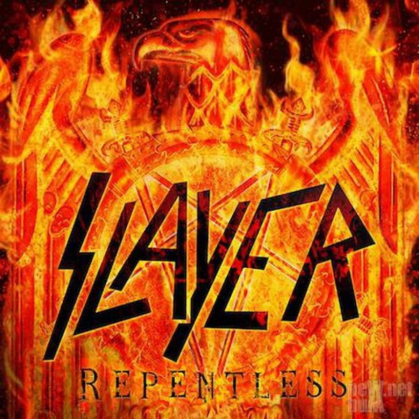 Slayer - Repentless [Single] (2015)