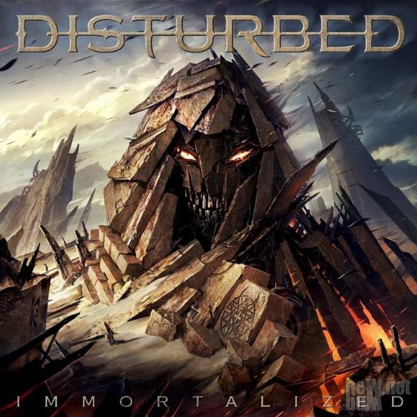 Disturbed - Immortalized [Deluxe Edition] (2015)