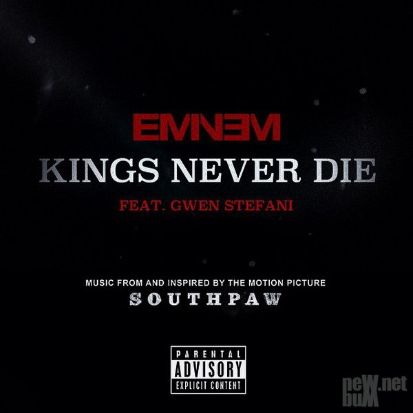 Eminem - Kings Never Die [Single] (2015)
