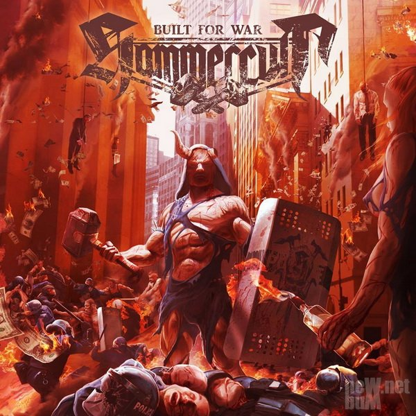 Hammercult - Built For War (2015)