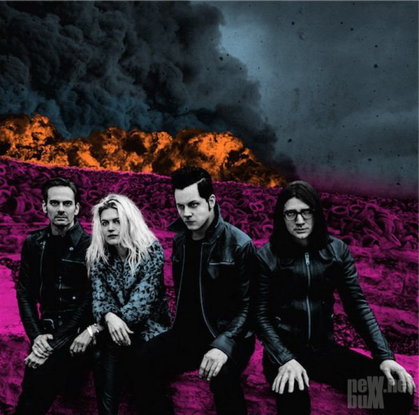The Dead Weather - Dodge & Burn (2015)