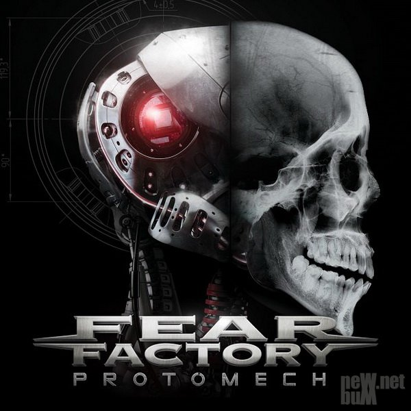 Fear Factory - Protomech [Single] (2015)