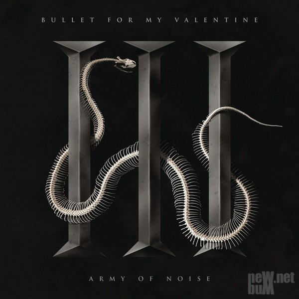 Bullet For My Valentine - Army of Noise [Single] (2015)