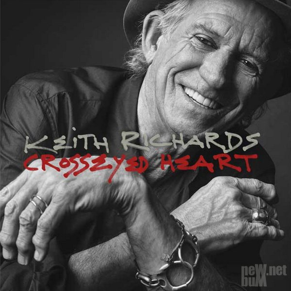 Keith Richards - Crosseyed Heart (2015)