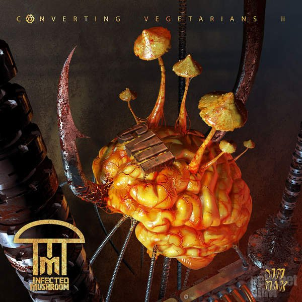 Infected Mushroom-Converting Vegetarians Альбом