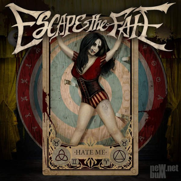 Escape the Fate - Hate Me [Deluxe Edition] (2015)