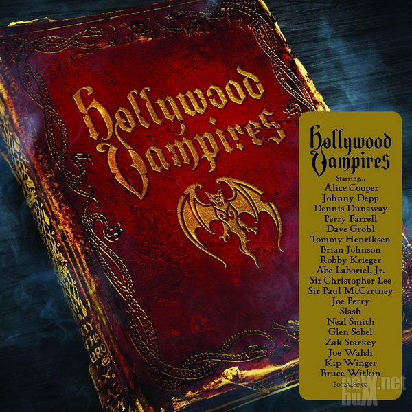 Hollywood Vampires - Hollywood Vampires (2015)