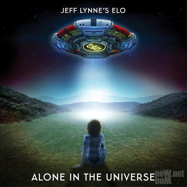Electric Light Orchestra - Alone in the Universe (2015)