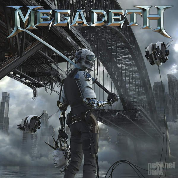 Megadeth - Dystopia [Deluxe Edition] (2016)