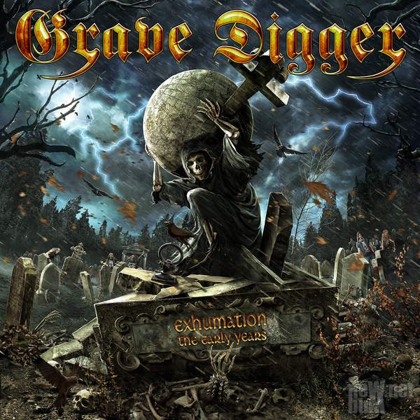 Grave Digger - Exhumation. The Early Years (2015)