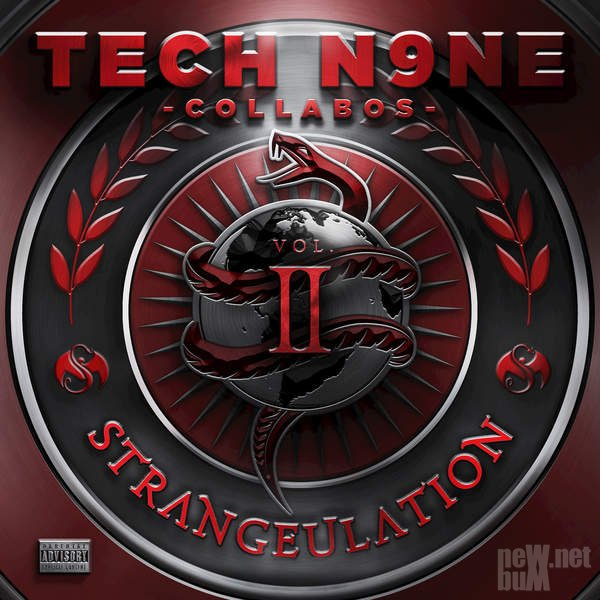 Tech N9ne Collabos - Strangeulation II (2015)