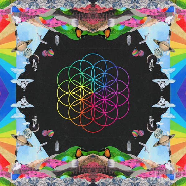 Coldplay - A Head Full Of Dreams [Japanese Edition] (2015)