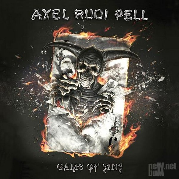 Axel Rudi Pell - Game Of Sins (2016)