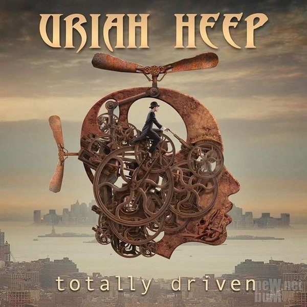 Uriah Heep - Totally Driven (2015)