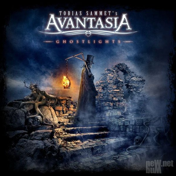 Avantasia - Ghostlights [Limited Edition] (2016)